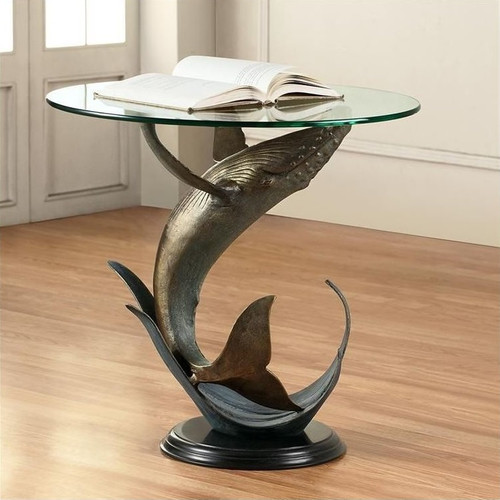 Whale End Table | 34055