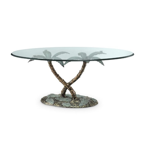 Palm Tree Coffee Table | 33918