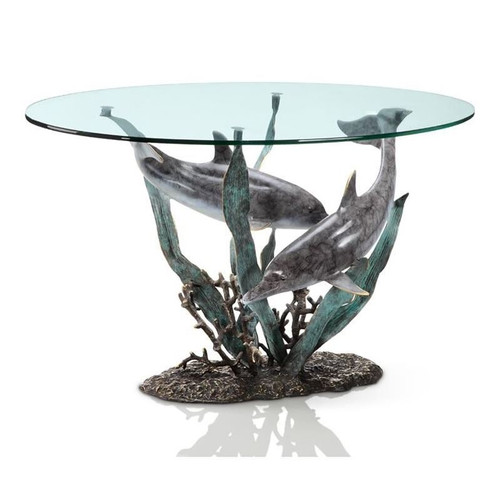 Dolphin Coffee Table Duet | 80267