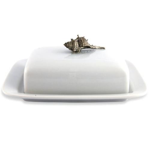 Shell Butter Dish