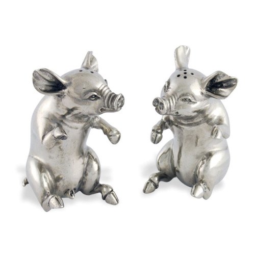 Pig Salt Pepper Shakers