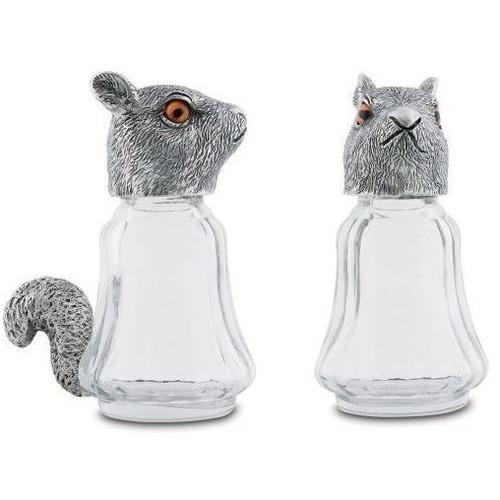 Squirrel Salt Pepper Shakers | Vagabond House