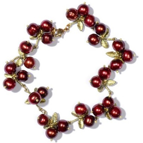 Cranberry Bracelet | Nature Jewelry