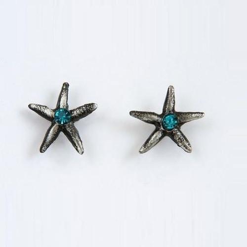 Starfish Post Earrings | Nature Jewelry