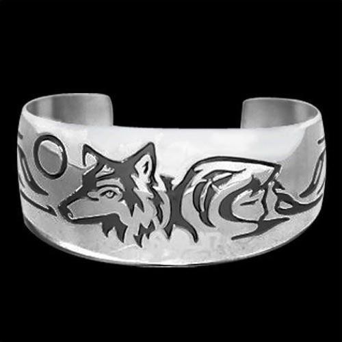 Wolf Bracelet Maiden Clan | Nature Jewelry