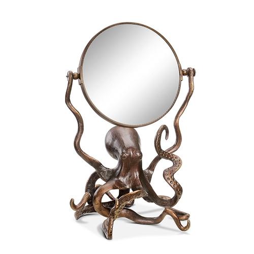 Octopus Vanity Mirror | 34237 | SPI Home