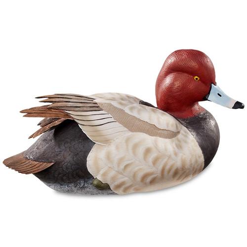 Redhead Duck Sculpture Swan Lake