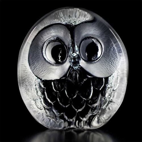 Owl Crystal Sculpture | 33269
