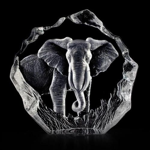 Elephant Crystal Sculpture | 33631