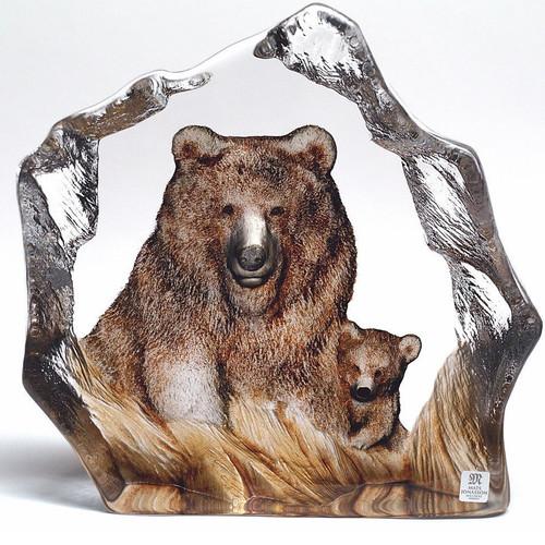 Bear Crystal Sculpture | 33889