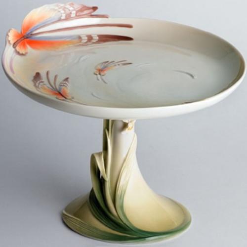 Butterfly Pedestal Cake Plate | fz00433