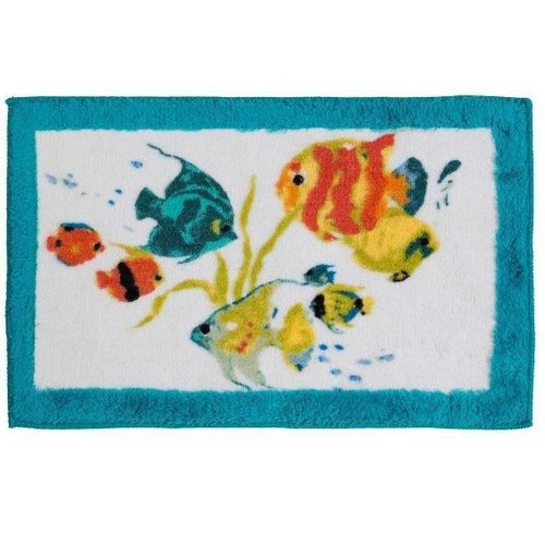 Rainbowfish Bath Rug