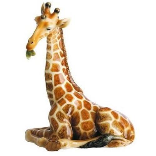 Giraffe Mother Figurine | FZ00478