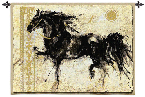 Horse Lepa Zena Tapestry Wall Hanging