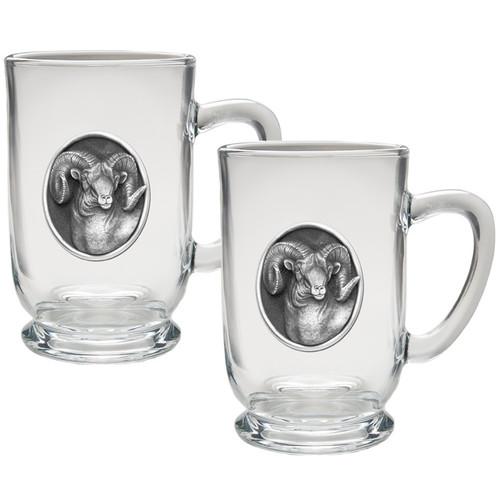 Bighorn Sheep Coffee Mug Set of 2