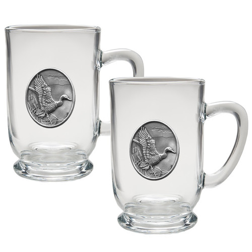 Mallard Coffee Mug Set of 2
