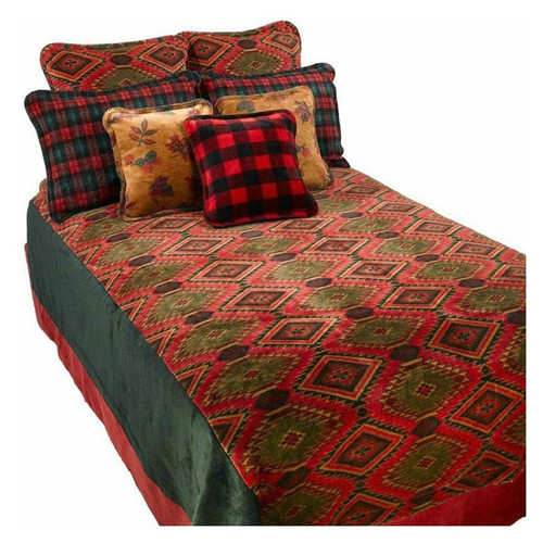 Navajo Wind Queen Bedding Set