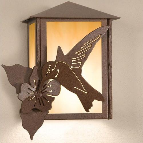Hummingbird Outdoor Light
