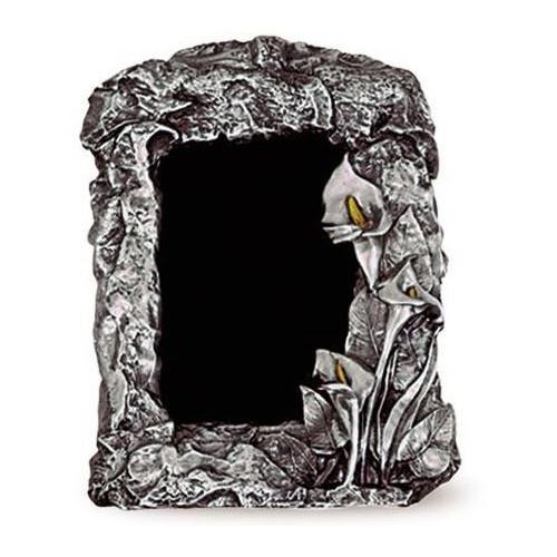 Calla Lily Silver Plated Photo Frame | U202
