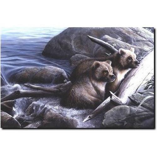 "Bear Print ""The Watch"""