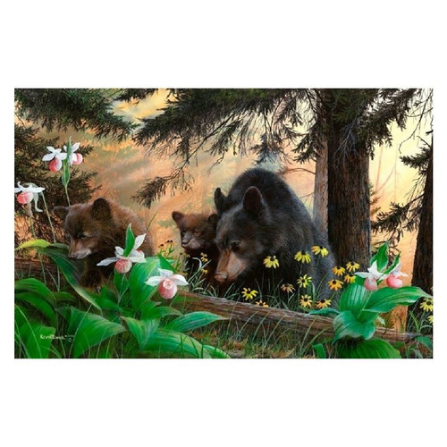 "Bear Print ""Pride and Joy"""