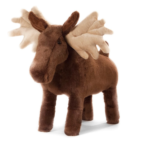 "Moose ""Morris"" Footstool"