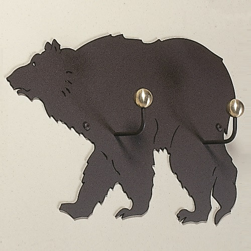 Bear Garment Hook