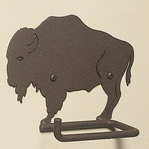 Bison Toilet Paper Holder