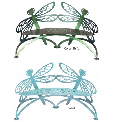 Dragonfly Bench