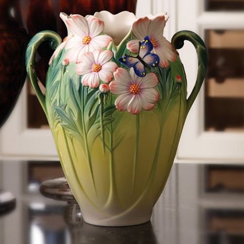Butterfly Cosmos of Color Vase | FZ03127