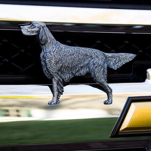 Irish Setter Grille Ornament