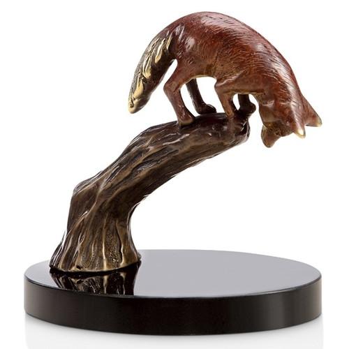 "Fox Sculpture ""Sly Stalker"" | 80293"