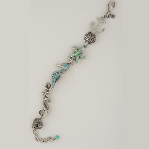 Seahorse Bracelet | Nature Jewelry