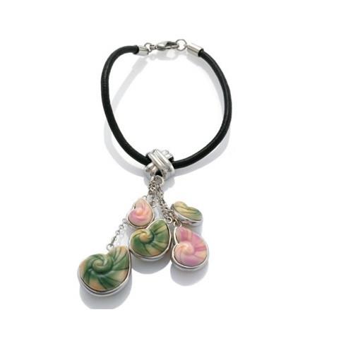 Shell Porcelain Bracelet | Nature Jewelry