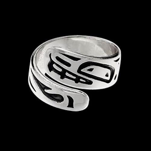 Wolf Ring | Nature Jewelry