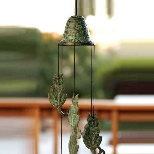 Cat Wind Chime | BP25030