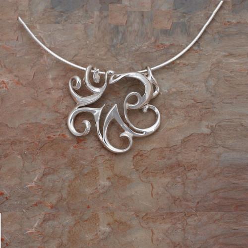 Octopus Pendant Necklace | Roland St. John Jewelry