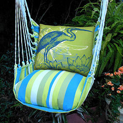 Blue Heron Hammock Chair Swing