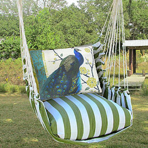 Peacock Hammock Chair Swing