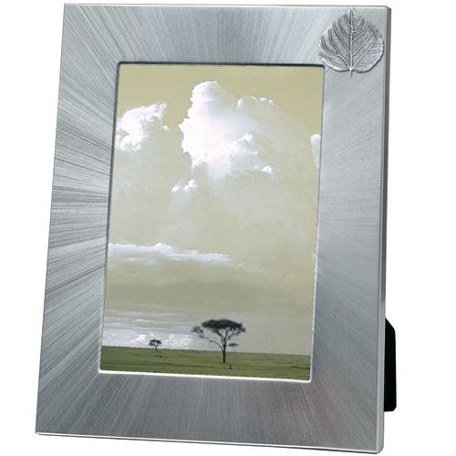 Aspen Leaf 5x7 Photo Frame