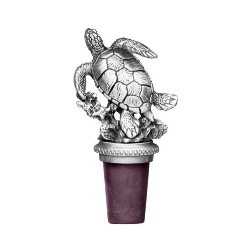 Sea Turtle Bottle Stopper