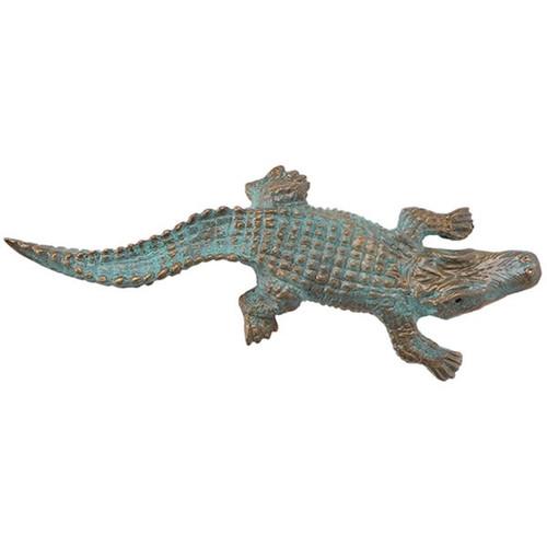 Alligator Pin | Nature Jewelry