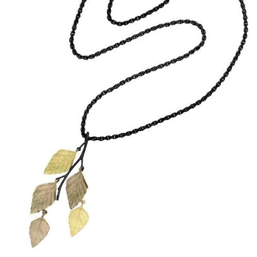 Autumn Birch  Necklace | Nature Jewelry