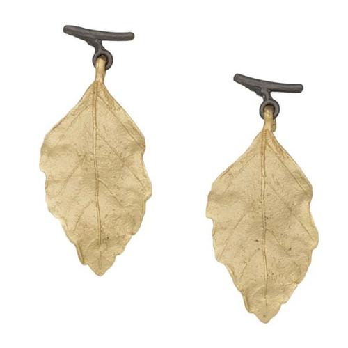 Autumn Birch Post Earrings | Nature Jewelry