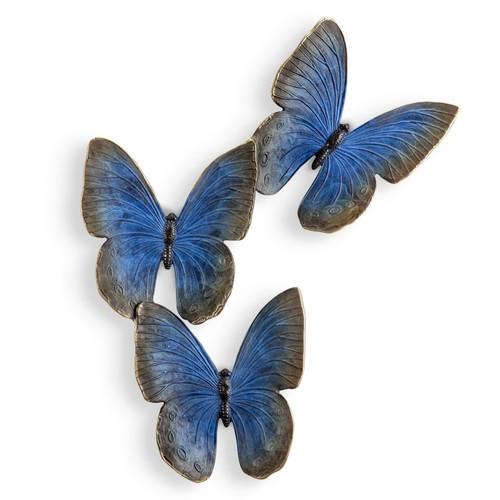 Fluttering Butterflies Wall Plaque | 80315