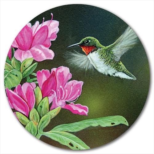 "Hummingbird Lazy Susan ""Opening Day Hummy"""