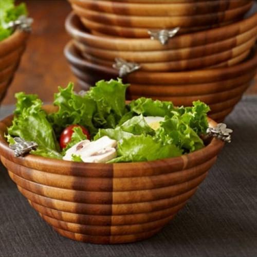 Bee Salad Bowl   Vagabond House   N220BS-1