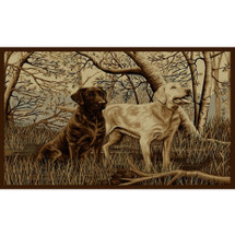 Labs Wilderness Area Rug | Persian Weavers | W-767