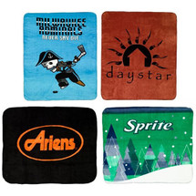 Custom Corporate Blankets/Throws