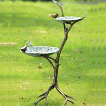 Bird Gossiping Bird feeder | 33739 | SPI Home